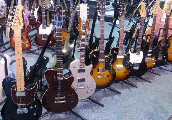 guitare store