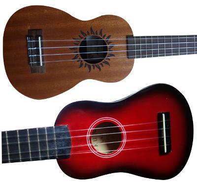 ukulele comparaison
