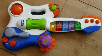 dj toddler toy guitar