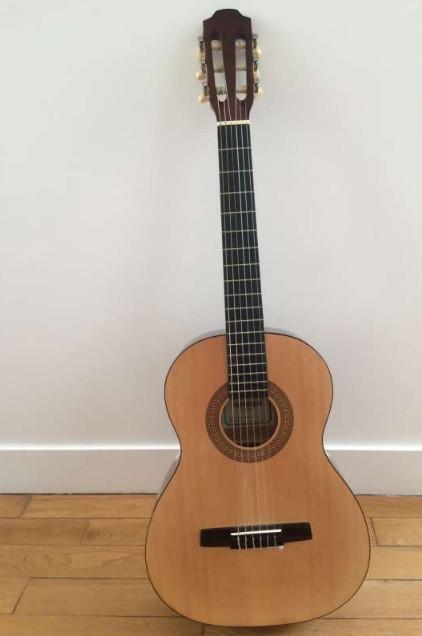 hohner hc03 3/4 guitar