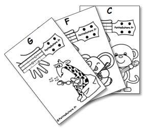 kids ukulele chords