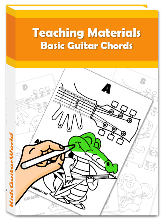 guitar chords book cover