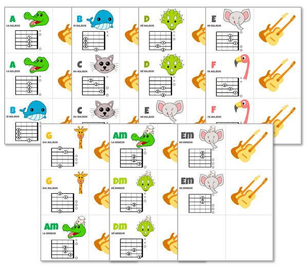 game guitar lessons