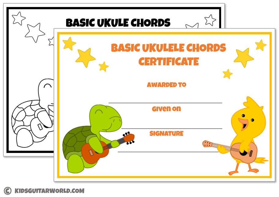 learning ukulele course