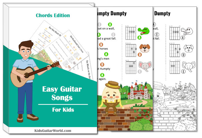 humpty dumpty guitar